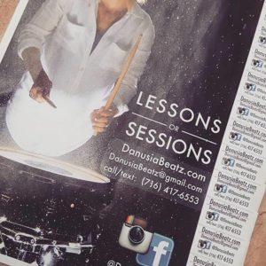 drum lesson 2